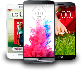 Unlock LG phone online by IMEI - doctorSIM U S A