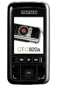 Unlock Alcatel OT C820