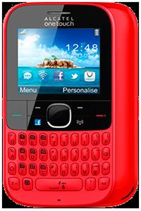 Desbloquear Alcatel OT 3075