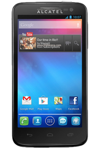 Liberar Alcatel OT 5035 X Pop