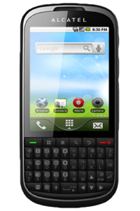 Unlock Alcatel OT 910