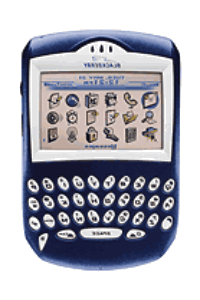 Unlock BlackBerry 7230