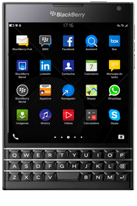 Desbloquear Blackberry Passport