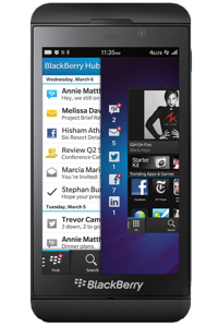 Unlock BlackBerry Z10