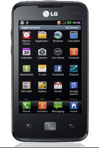 Unlock LG E510 Optimus Hub