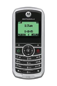Unlock Motorola C118