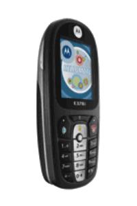Unlock Motorola E378i