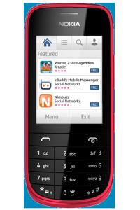 Desbloquear Nokia Asha 203