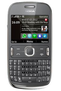Unlock Nokia Asha 302