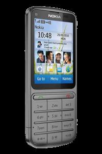 Desbloquear Nokia C3 01 Touch Type
