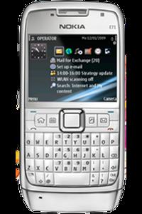 Desbloquear Nokia E71
