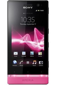 Liberar móvil Sony Xperia U
