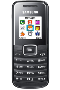 Unlock Samsung E1050