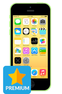 Desbloquear iPhone 5C Premium