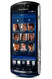 Unlock Sony Ericsson Xperia Neo V